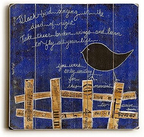Black Bird by Artist Krista Brock 13