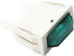 GE WR02X12046 Green Light