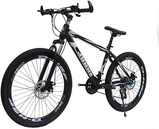 XER Bicicleta de montaña para Hombre, Cuadro de Acero de 17 ...