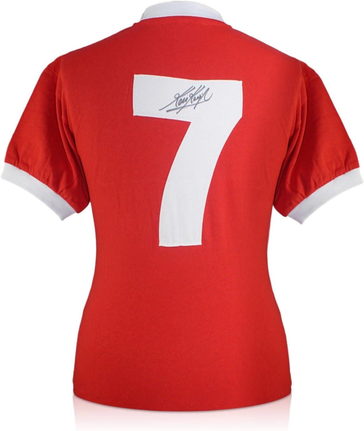 exclusivememorabilia.com La Camiseta número Siete del Liverpool firmada por Kevin Keegan: Amazon.es: Deportes y aire libre