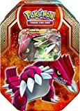 Pokemon TCG: Legends of Hoenn Tin Card Game
