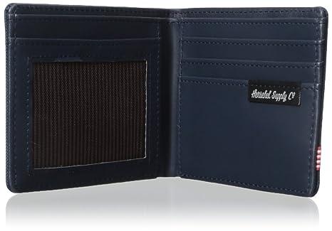 Herschel Supply Company Monedero 10049-00007-OS, Azul ...