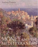 Front cover for the book Monet and the Mediterranean by Joachim Pissarro