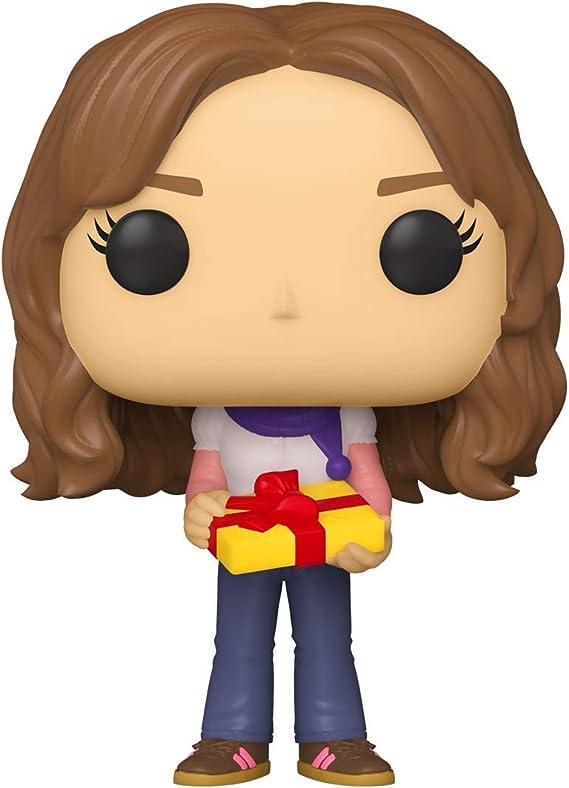 Funko- Pop Harry Potter: Holiday-Hermione Granger S11 Figura Coleccionable, Multicolor (51153): Amazon.es: Juguetes y juegos