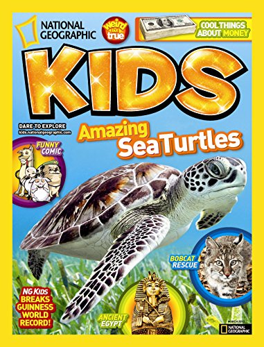 Magazines : National Geographic Kids