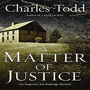 A Matter of Justice Audiobook