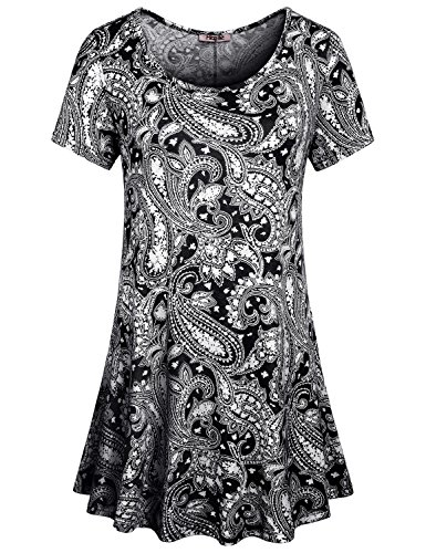 Hibelle Womens Sleeve Printed Flared product image