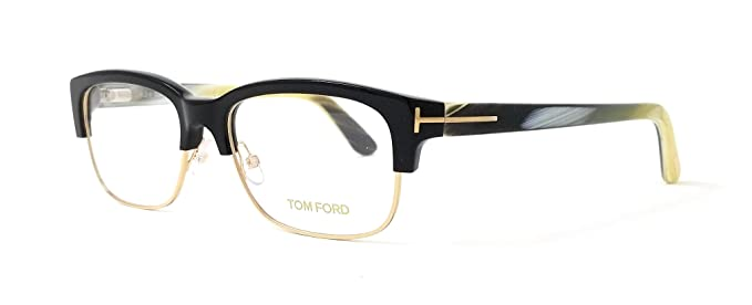 2ec34e75797c1 Image Unavailable. Image not available for. Color  TOM FORD Eyeglasses  FT5307 001 Shiny Black