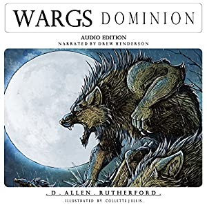 Wargs: Dominion Audiobook