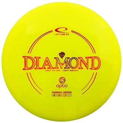 Latitude 64 Opto Line Diamond Light Fairway Driver Golf Disc
