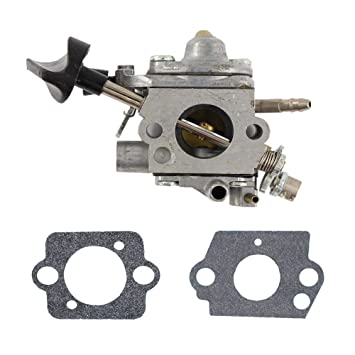 Salvador carburador con diafragma de juntas para c1q-s183 C1q-s184 Stihl BR500 BR550