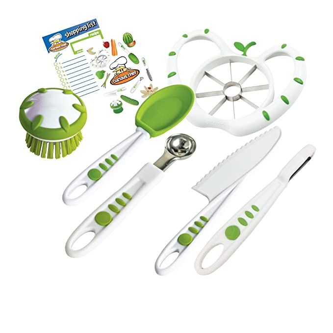 Amazon.com: Curious Chef - Kit de preparación de frutas y ...