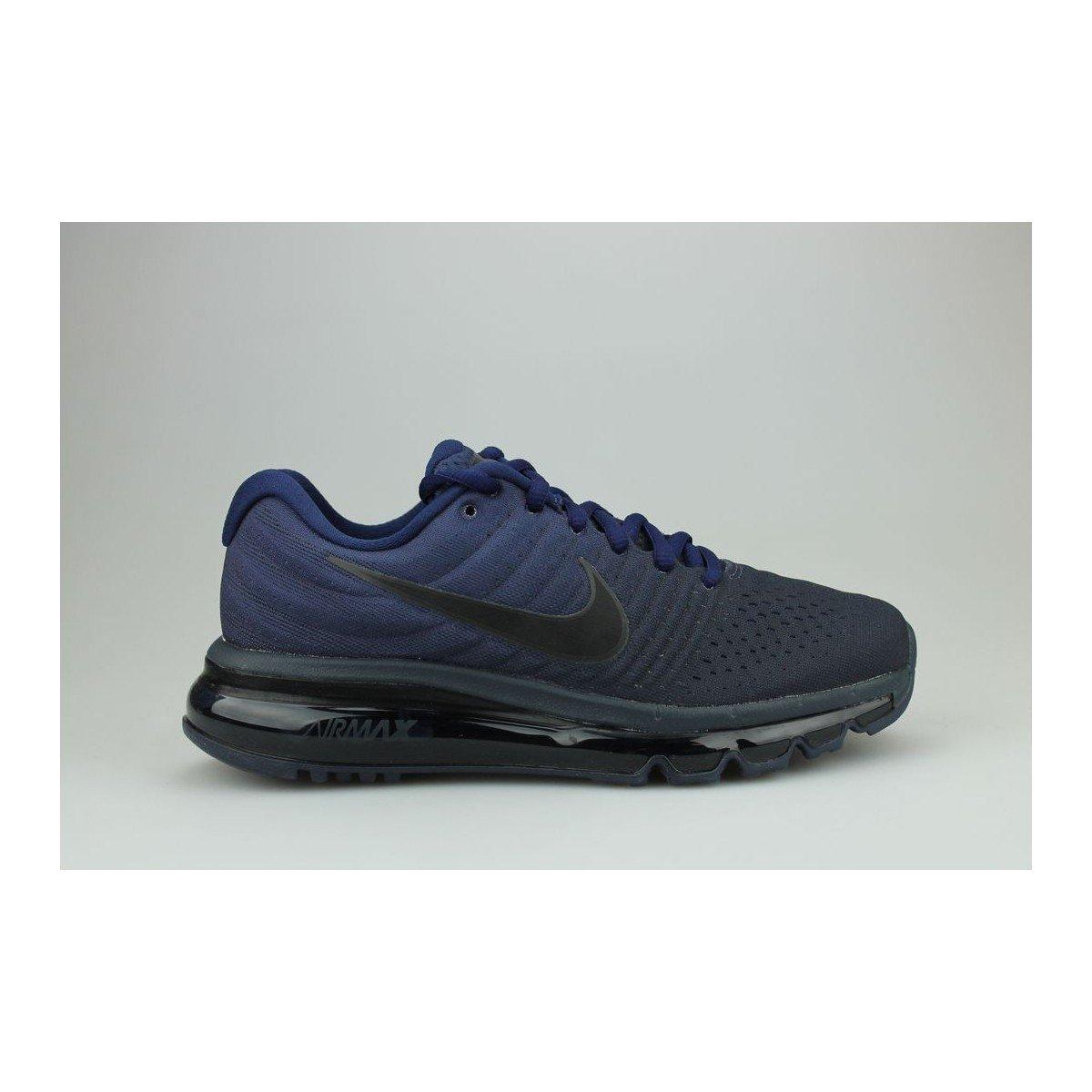 Nike Air Max 2017 (GS), Scarpe da Trail Running Uomo, Blu