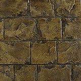 Roman Cobble Concrete Stamp Set by Walttools