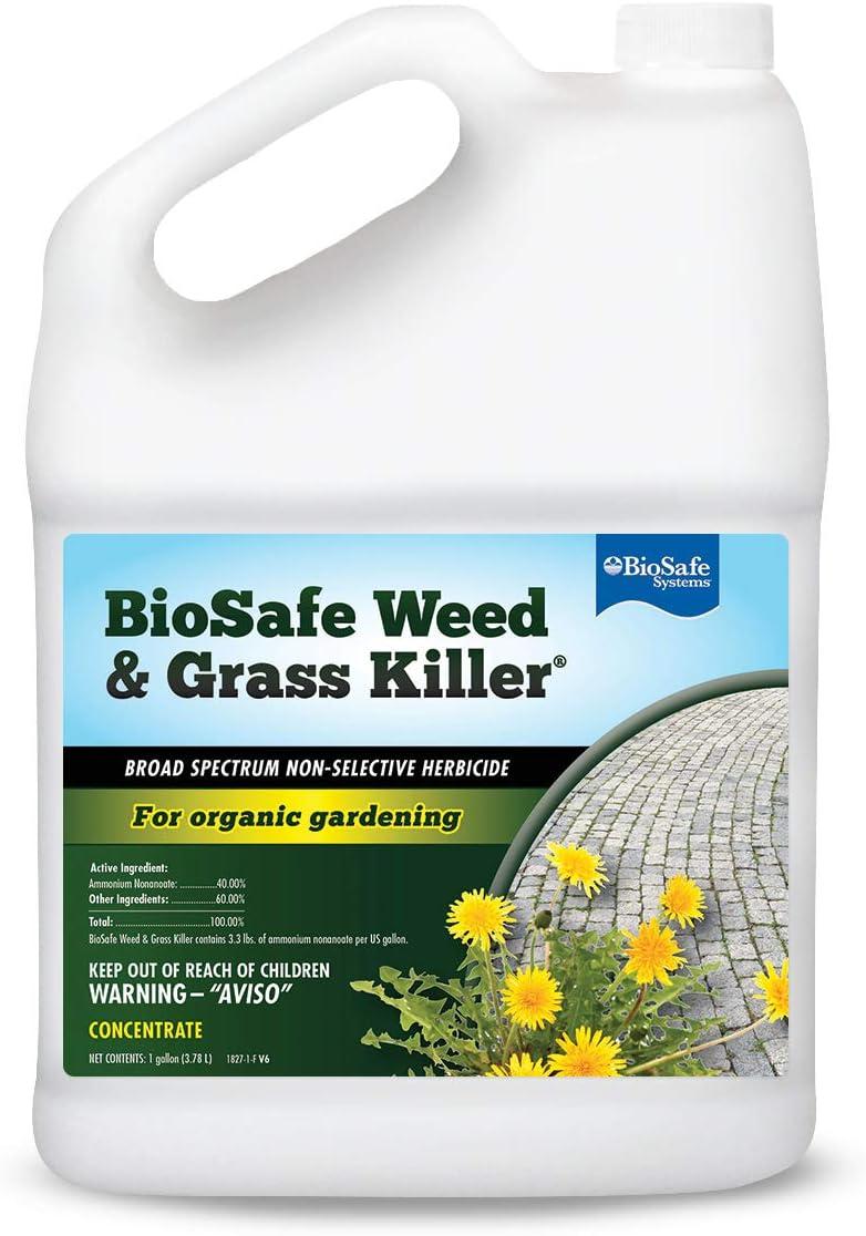 Natural herbicide