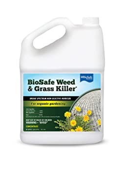 BioSafe Systems 7601-1 Weed and Grass Killer
