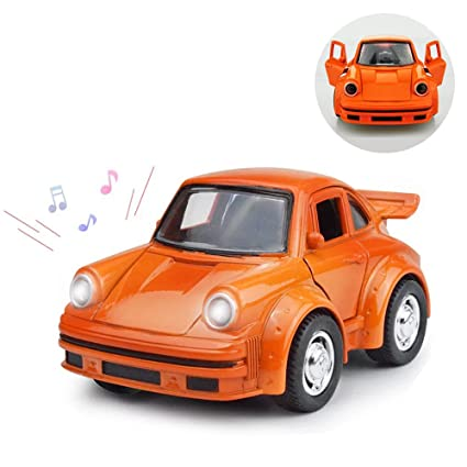 Amazon Com Race Car Toys For Kids Mini Pull Back Cars Toy Vehicles