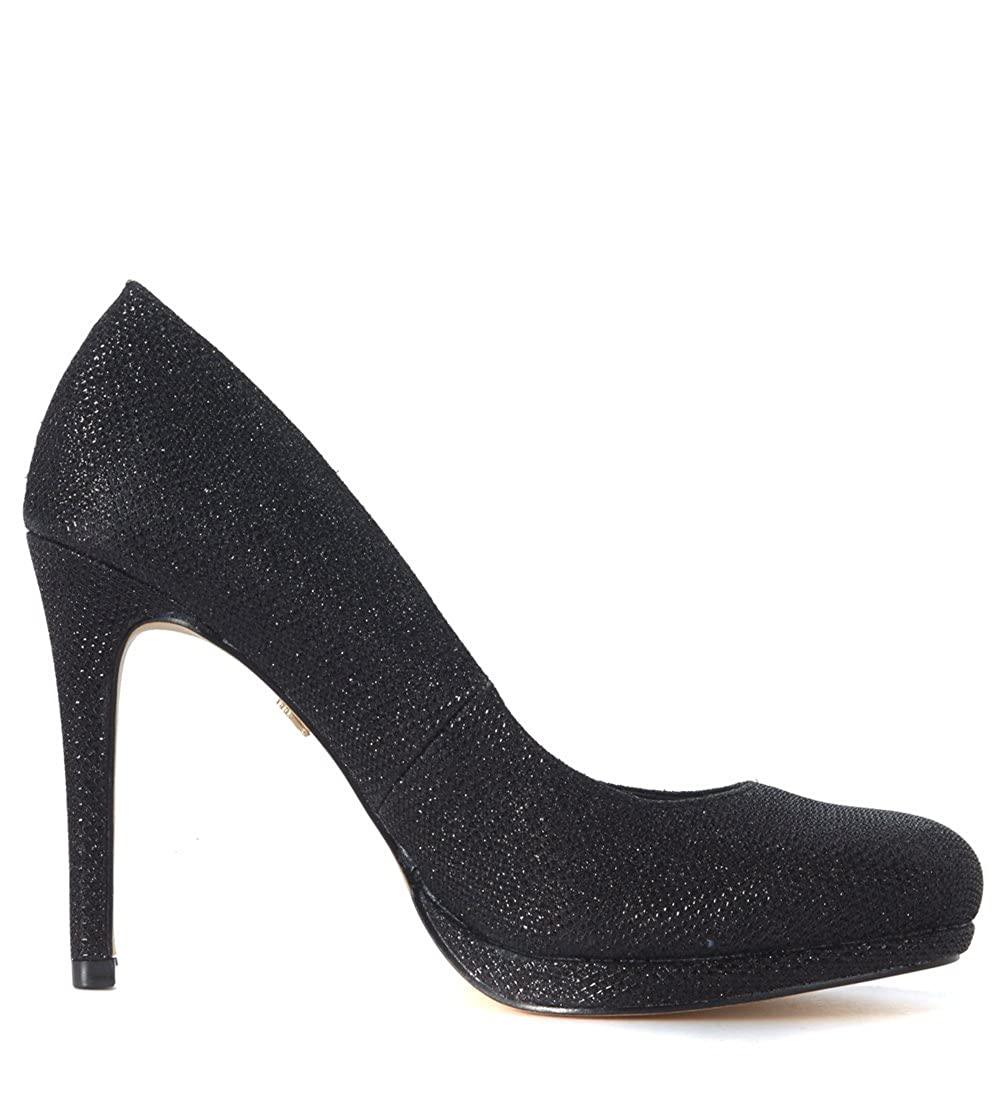 Nina Pumps New York Neelah Lurex Schwarz Größe Größe Größe Uk  72d6a6