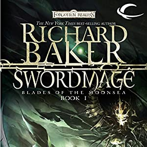 Swordmage Audiobook