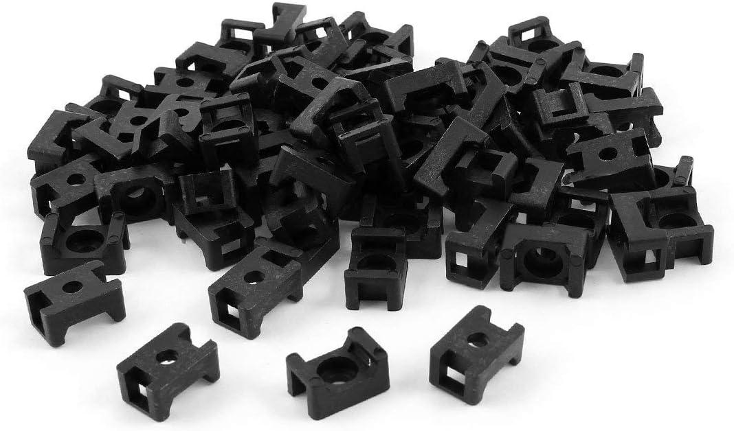 GW Kabelbinder-Technik GT-200M Lot de 100 serre-c/âbles Noir 200 x 2,5 mm