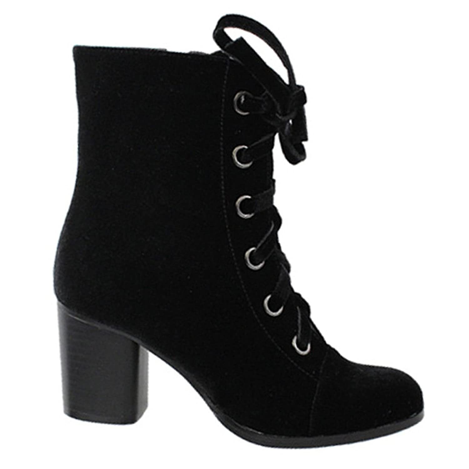 Yoki Women's Kaylyn Ankle Boot 50%OFF