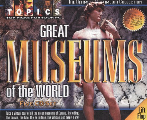 Software : Great Museums of the World