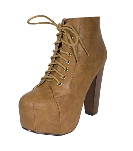 Women's Trendy Faux Suede Fringes Pull on Ankle Booties Invisible High Wedge Heel Platform Short Boots