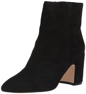 b7f302692 Sam Edelman Women s Hilty Fashion Boot Black Suede 5 ...