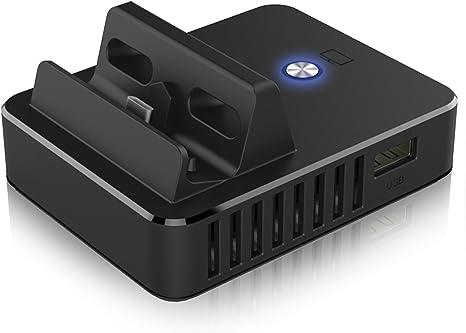 Yocktec Nintendo Switch HDMI TV Dock Type c to HDMI Adapter Docking Station para Nintendo Switch: Amazon.es: Videojuegos