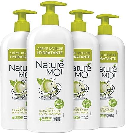 Naturé Moi NMA750 Crema de ducha hidratante de almendras dulces ...