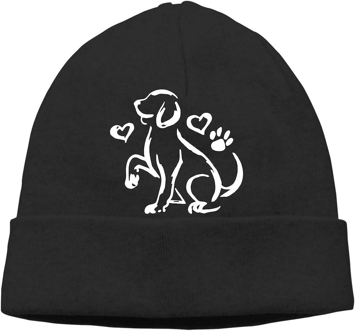Puppy Love Men /& Women Daily Slouchy Surf Skull Cap