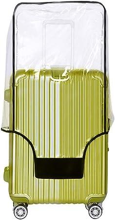 Gigabit Premium Transparent PVC Luggage Cover