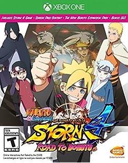 Amazon.com: Naruto Shippuden: Ultimate Ninja Storm 4 - Xbox ...