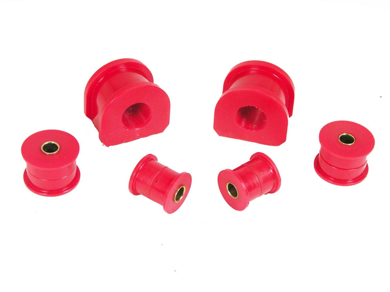 Prothane 7-1175 Red 23 mm Rear Sway Bar Bushing Kit