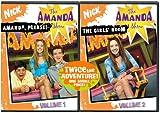 The Amanda Show, Vol. 1 - Amanda, Please / The Amanda Show, Vol. 2 - The Girls' Room