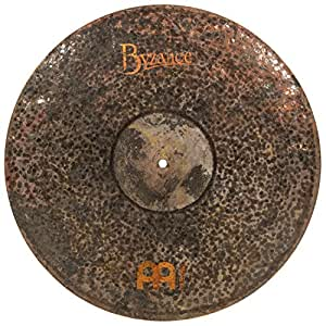 Meinl Cymbals B20EDTR Byzance Extra Dry 20-Inch Thin Ride Cymbal (VIDEO)