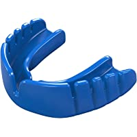 OPRO Snap-Fit Junior Kids Mouthguard – Instant Gum Shield for Rugby, Hockey, MMA, Lacrosse, Contact Sports – Dental Care Insurance, No Moulding Needed, Easy and Instant Fit