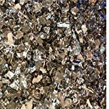 Bronze 1/4″ Fire Pit Fire Glass 10lbs Review