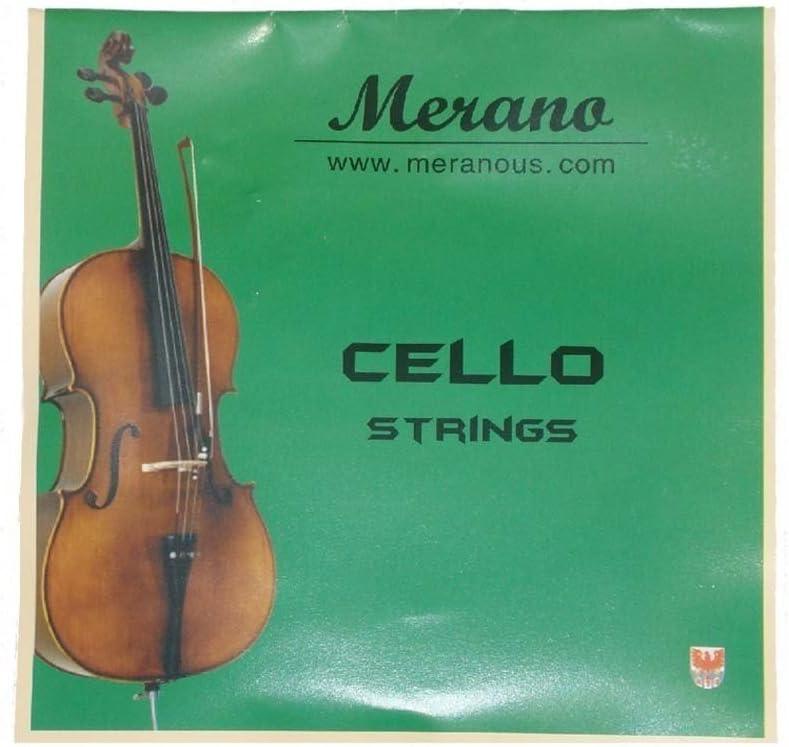 1//8 Cello String Set