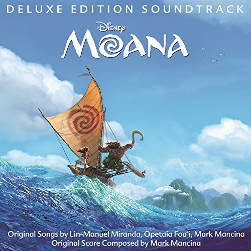 Moana (Original Motion Picture Soundtrack/Deluxe Edition) (Best Walking Music Downloads)