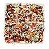 Tealyra – Beet It – Detox Wellness – Sage – Beetroot – Lemongrass – Veggie Herbal Loose Leaf Tea – All Natural – Relax and Digest – Caffeine Free – 4-ounce