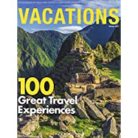 Deals on Vacations Magazine  Subscription 1 Year 4 Issues
