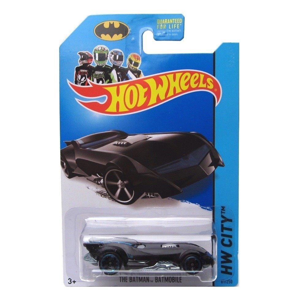 Hot Wheels 2014 HW City The Batman Batmobile 61 250