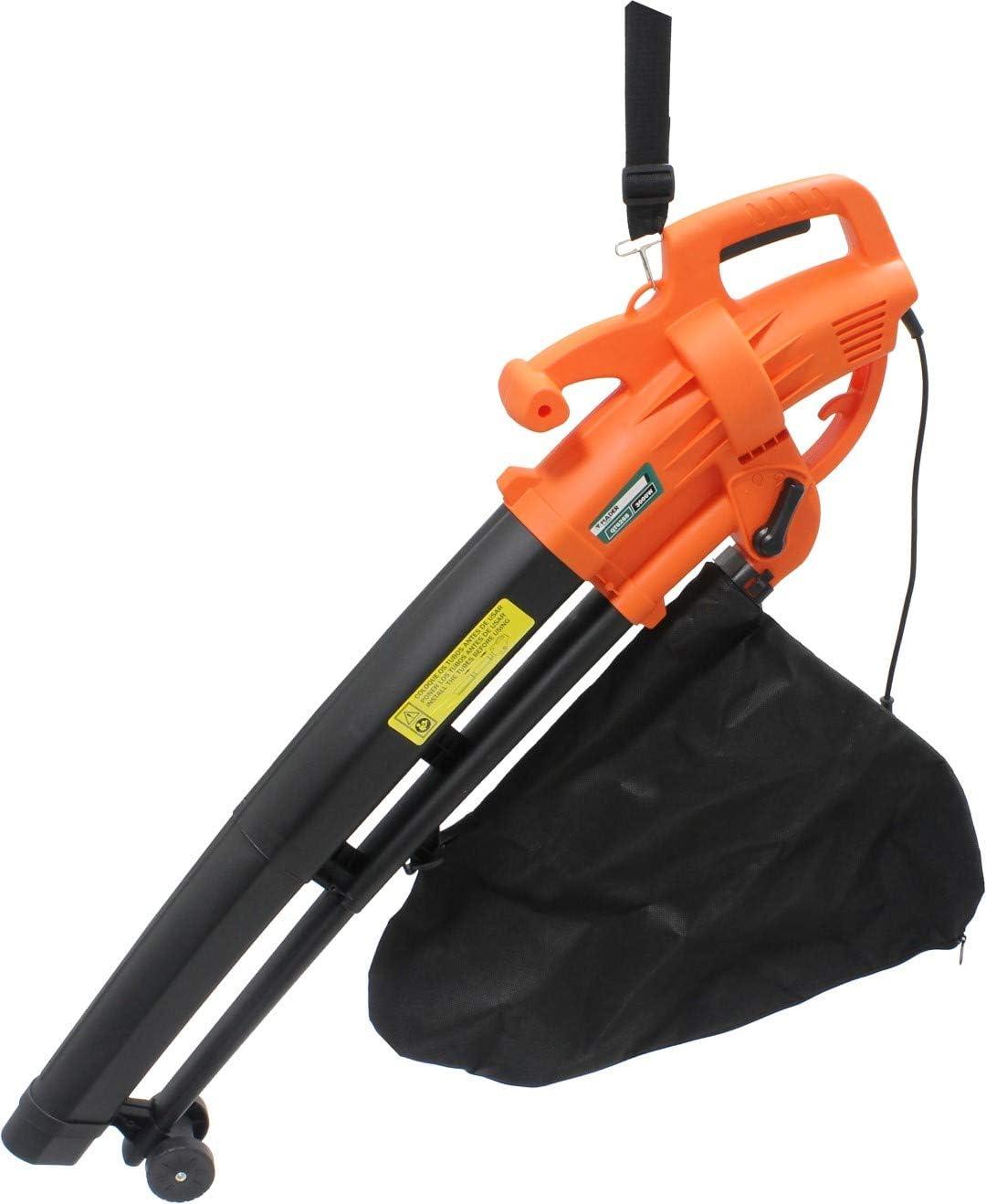 Mader Garden Tools 49244 Soplador/Aspirador 3000W 270Km/h-49244: Amazon.es: Bricolaje y herramientas