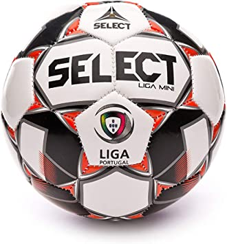 SELECT Liga Mini 2019-2020, Balón, White-Red-Black, Talla 1 ...
