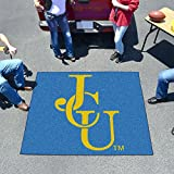 Fanmats Team Support Outdoor Sports Carpet Decorative Accessories Logo Printed John Carroll Tailgater Rug 60''72''