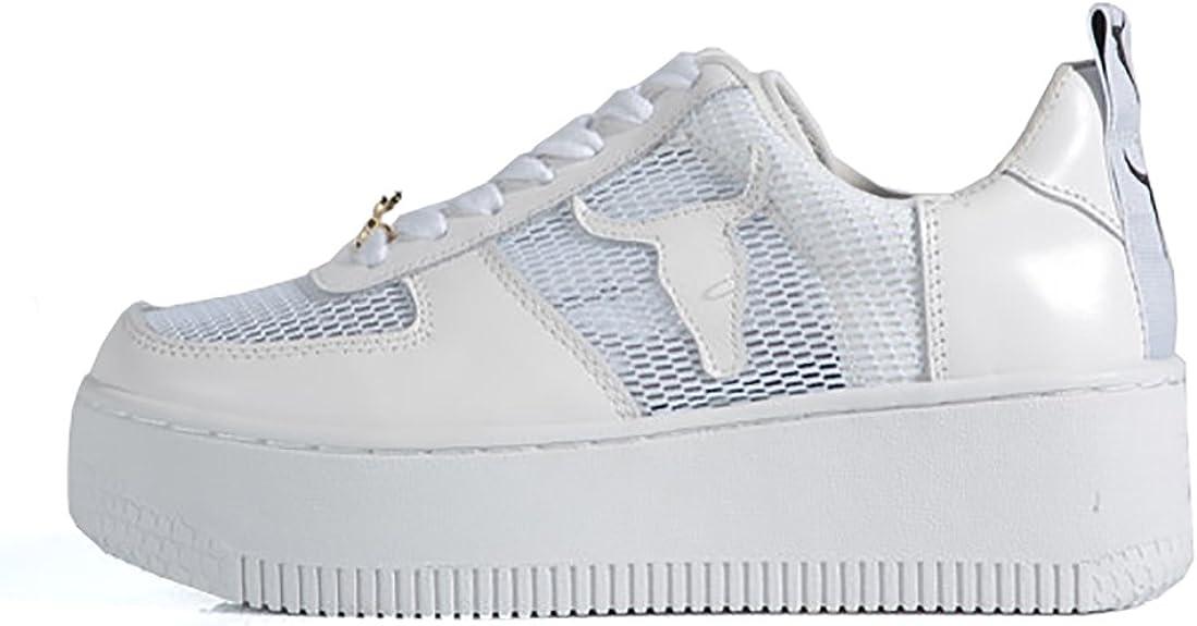 Windsor Smith RacerMesh White Sneakers Scarpe da