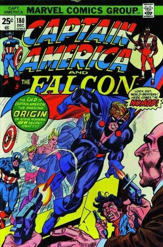 Read Online By Steve Englehart Captain America by Steve Englehart, Vol. 2: Nomad (Avengers) [Paperback] PDF