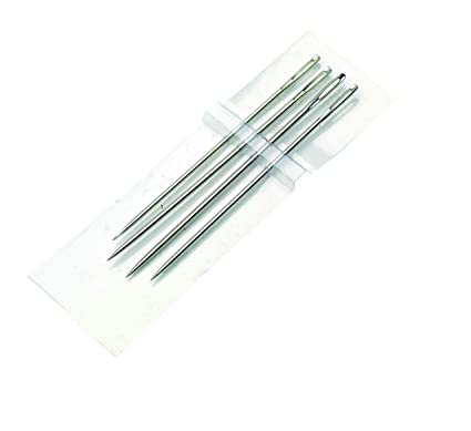 Amazon.com: 4 unidades para trenzas de agujas – Agujas para ...