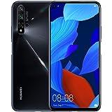 "Huawei Nova 5T (128GB, 8GB) 6.26"" LCD, Kirin 980, 48MP Quad Camera, 22.5W Fast Charge, Dual SIM GSM Unlocked Global 4G…"